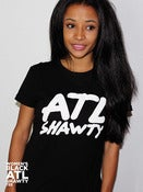Image of Atl shawty (Women) Black