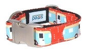 Image of Roughing It - Dog Collar