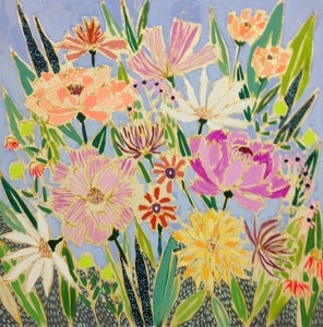 Image of 48x48 Flowers for Harriet