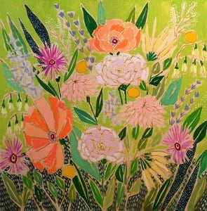 Image of 48x48 Flowers for Anne