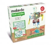 Image of Makedo Guided Kits - Robot