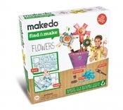 Image of Makedo Guided Kits - Flowers