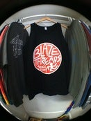 "Image of ""Surf Dot"" Black Tank"