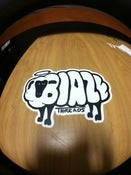 "Image of ""Holy Sheep"" Vinyl Sticker (5in.)"