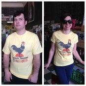 Image of Yellow Rooster Shirt