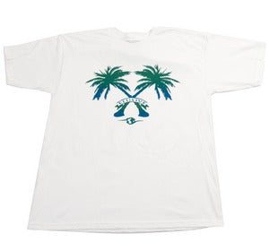Image of Paradise Tee in White