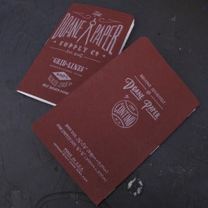 Image of Jon Contino Utility Notebook (Pack of 3) 