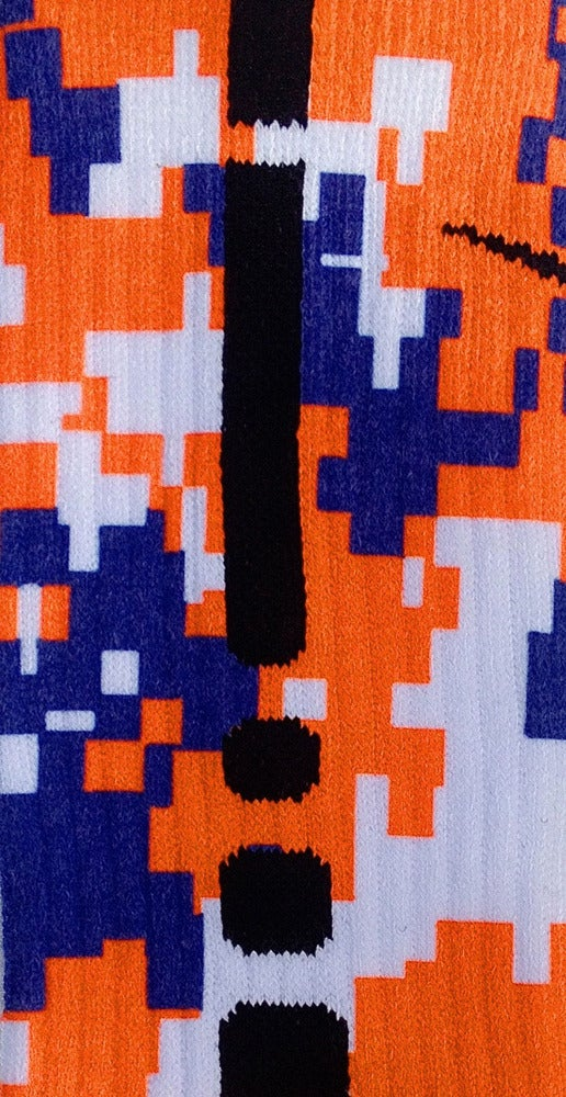 Image of Syracuse Digital Nike Elite Socks