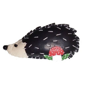 Image of Mr Hedgehog Brooch