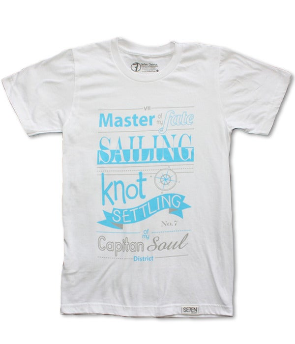 Image of Sailing Knot Settling (T-Shirt)