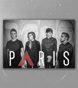 Image of Paris Signed Poster