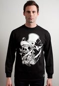 Image of Skull Long Sleeve