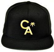 Image of CA Gold snapback