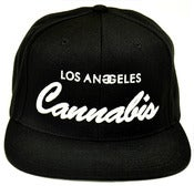 Image of Los Angeles Cannabis snapback