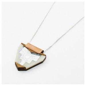 Image of Peru Necklace - Silver