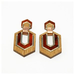 Image of Hex Earrings