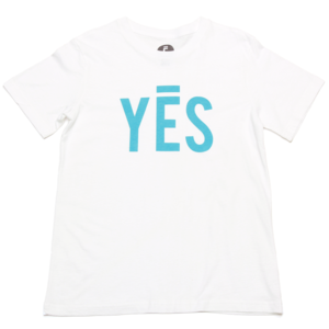 Image of Yes Tee (White)
