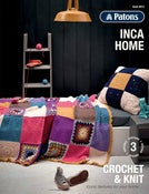 Image of Inca Home - pattern book by Patons