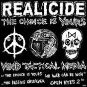 "Image of REALICIDE ""THE CHOICE IS YOURS"" 12"" EP"