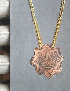 Image of age of enlightenment necklace