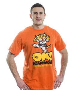 Image of Ok! Kimonos Adult T-shirt