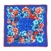 Image of Vintage Style Floral Scarf