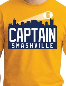 Image of Captain Smashville
