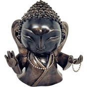 Image of MissyMToyz Lil Buddha Poly Resin Figure