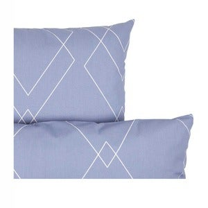 Image of Bed linen, Dale blue
