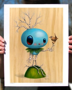 Image of Large &quot;Betula&quot; giclee print