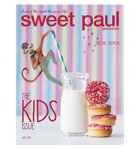 Image of Wholesale: Sweet Paul Magazine - Kids Issue -Special Edition - DOMESTIC USA PACK