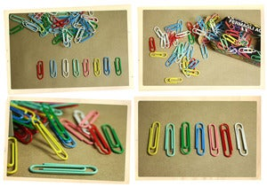 Image of Italian Paper Clips