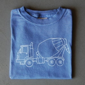 Image of Cement Mixer Children's Tee