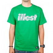 Image of ILLEST Lucky Stripe Tee - Kelly Green