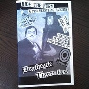 Image of RTF PRO WRESTLING FANZINE VOLUME 2