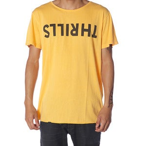 Image of LOGO TEE | YELLOW