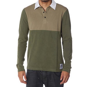 Image of RUGBY SWEAT | ARMY GREEN