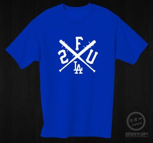 Image of 2FU! x LA Dodgers 2.0