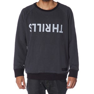 Image of LOGO SWEAT | ACID BLACK