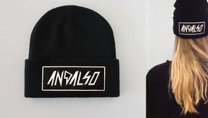 Image of AND.ALSO Limited Beanie
