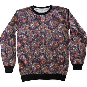 Image of Bad Taste - Paisley Sweatshirt