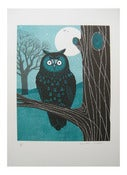 Image of Shapwick Owl Prints *SOLD OUT