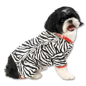 Image of Zebra Buzz Dog Pajamas