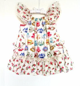 Image of Tea Garden Dress
