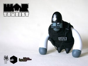 Image of Plod - War Tourist custom by Stu Witter