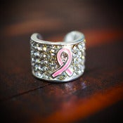 Image of Pink Ribbon &lt;i&gt;- new design!&lt;/i&gt;