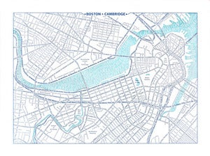Image of Boston (Blue)