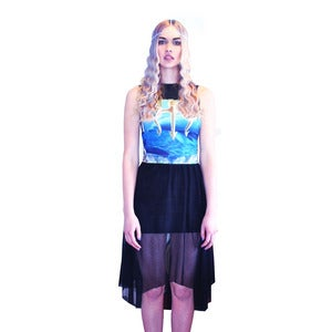Image of TRIDENT DRESS
