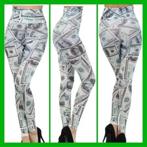 Image of ALL ABOUT BENJAMIN LEGGINGS