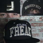 Image of THE GOLDEN FREAK SNAP BACK